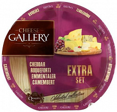 Cырная тарелка Extra Set Cheese Gallery 0.205гр